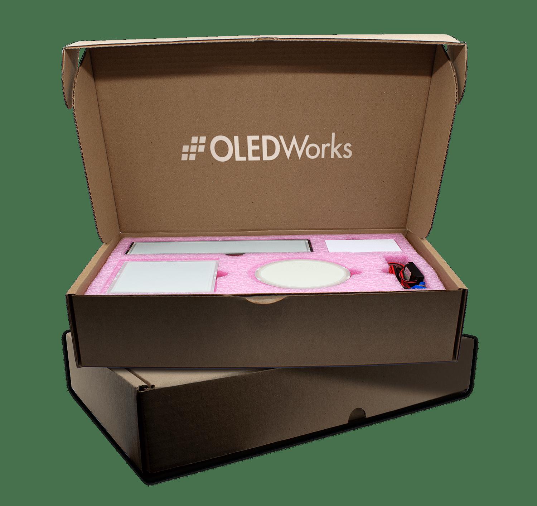 OLED-developers-kit
